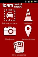 Screenshot of iCam Madrid Capital