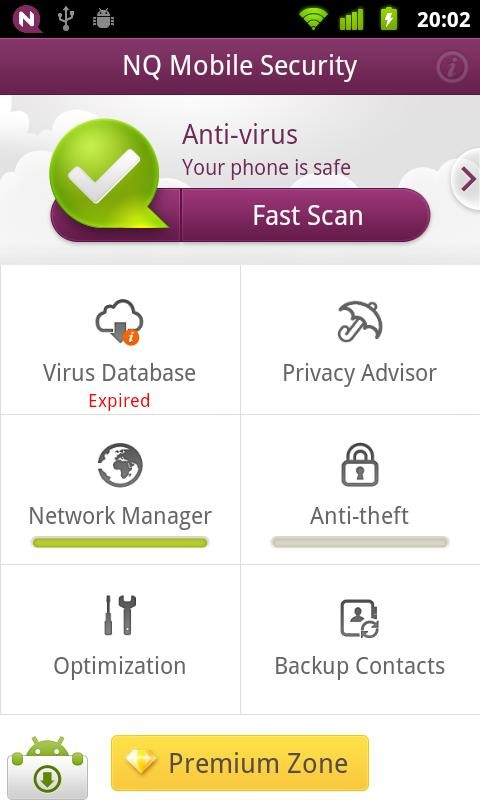Descargar NQ Mobile Security para celulares gratis