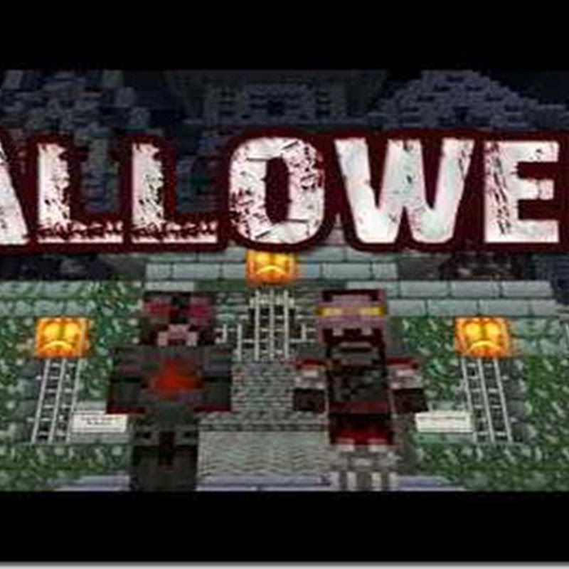 Minecraft 1.2.5 - Halloween Craft Texture pack