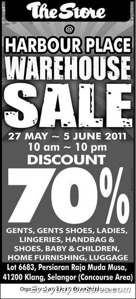 The-Store-Warehouse-Sale-2011-EverydayOnSales-Warehouse-Sale-Promotion-Deal-Discount