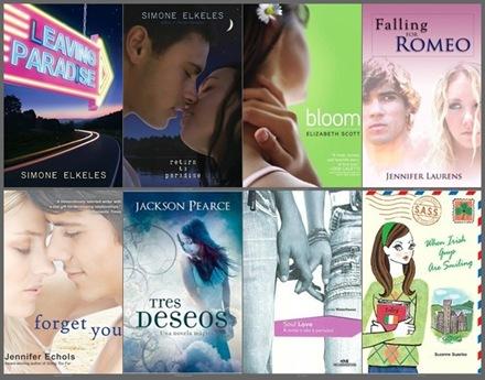 pack libros romanticos