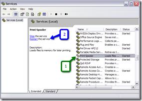 Fix Printer Spooler Problems In Windows 7