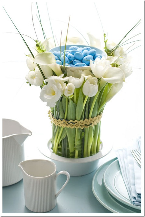 Matthew Mead Easter Centerpiece