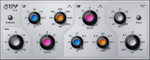 qx24 eq delay