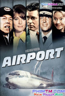 Chuyến Bay Nghẹt Thở - Airport (1970) Tập HD 1080p Full