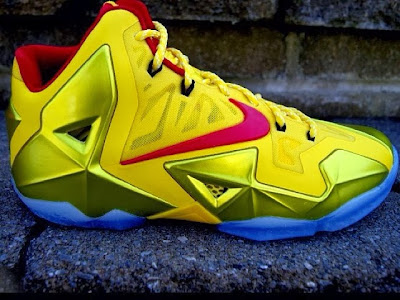 nike lebron 11 pe carmex 1 01 LeBron 11 Carmex PE That You Can Also Design on Nike iD