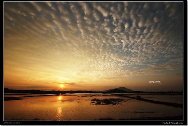 Penang sunrise3