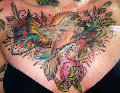 Oceanic Art Custom Tattooing