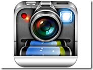 Un girotondo con in mano l' iPhone, iPod o iPad e la foto panoramica a 360 gradi è fatta