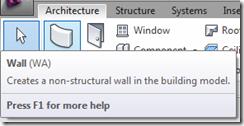 Shortcut tooltip