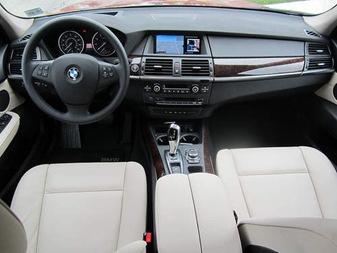 2012-BMW-X5-Interior