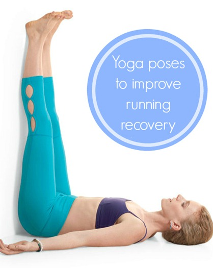 Restorative yoga poses to improve running recovery