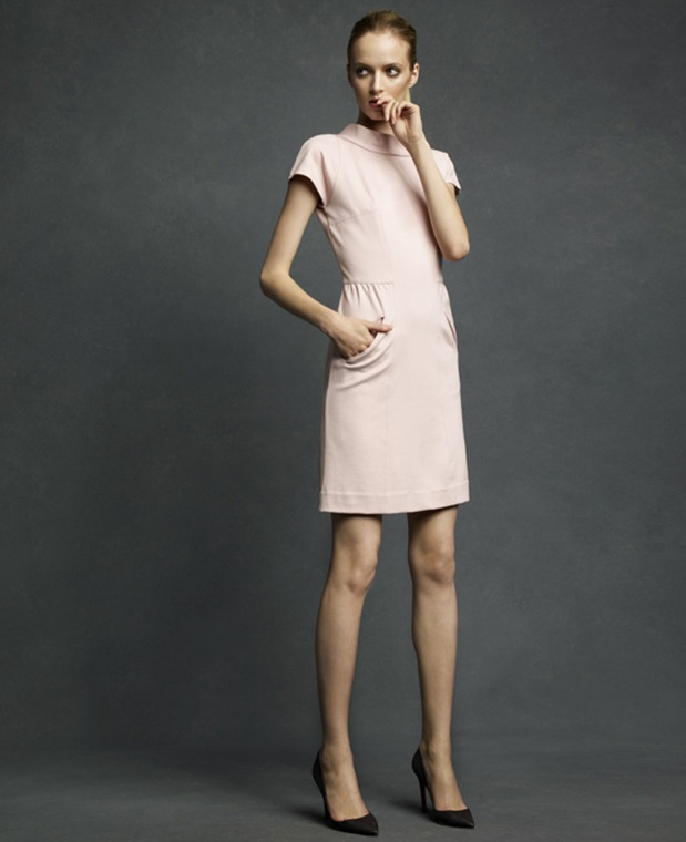 Karl-Lagerfeld-for-Impulse-only-at-Macys-Blush-Dress-99