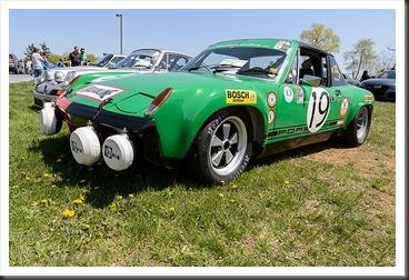 Steve Limbert's 1970 Porsche 914-6 GT
