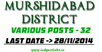 Murshidabad-District-Magistrate-Jobs-2014