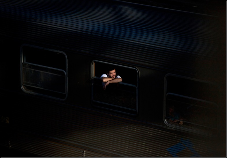 Argentina Dangerous Trains