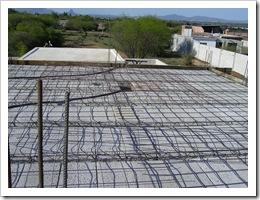 Roof over bedroom & bath 013-2