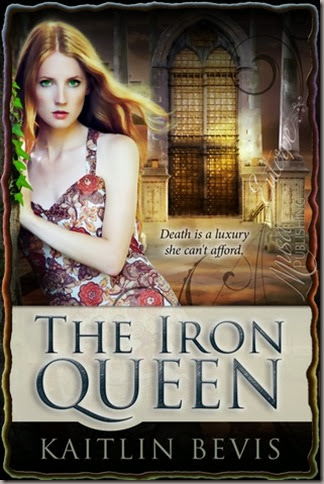 The Iron Queen Bevis Cover