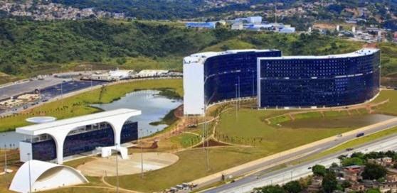Centro Amministrativo Governo Minas Gerais - Oscar Niemeyer