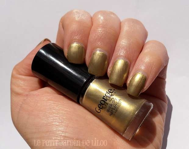 04-asda-nail-polish-beach-bum-review-greenie-gold