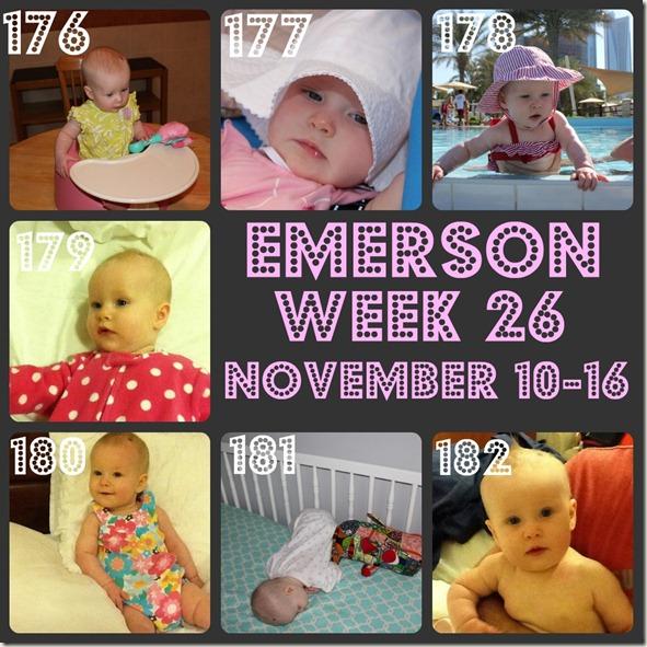 emerson week 26
