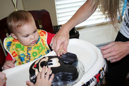 Slickpaw's Pics...Nash's 1st bday party 205