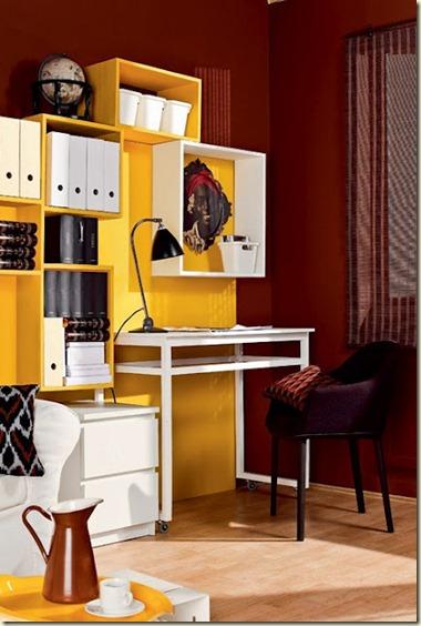 Fotos de dise os de oficinas peque as decoraci n de - Decoracion oficina pequena ...