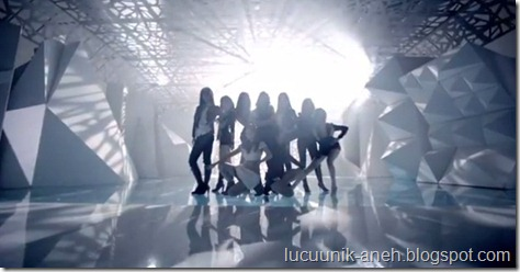 Fakta unik di Balik MV SNSD The Boys