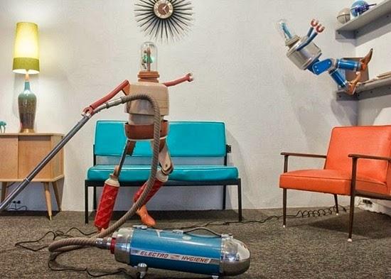 Robôs garrafas térmicas 02