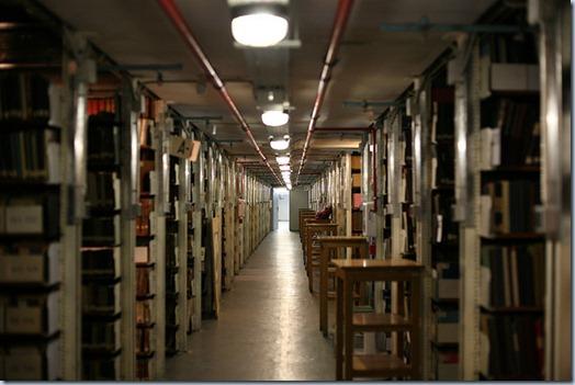 Depósito de Livros