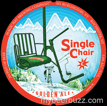 Here we have Magic Hat Single Chair. This golden ale celebrates the independent spirit of Mad River Glen ski area it will be packaged in 12oz bottles (and ...  sc 1 st  mybeerbuzz.com & Magic Hat Single Chair Golden Ale Celebrates Mad River Glen ...