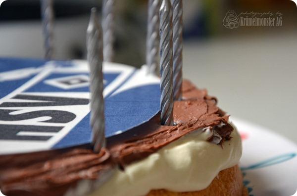 16. Geburtstag Dennis - Fantorte