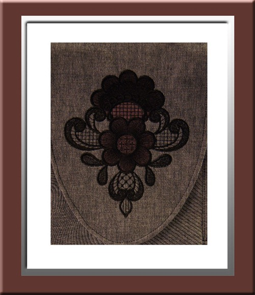 "Design from ""Shadow Lace Embroideries"" (Husqvarna Viking, #246)"