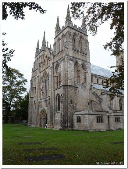SAM_3508 Abbey Church, Selby