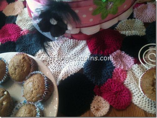 Crochet Circle Rug (8)