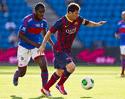 Valerenga vs Barcelona 0-7
