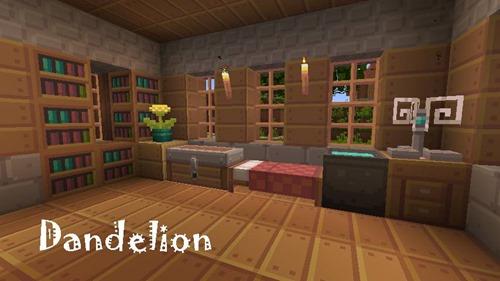 Dandelion-Texture Pack-16x