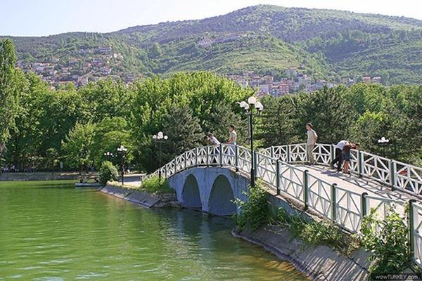 منطقة بورصه تركيا