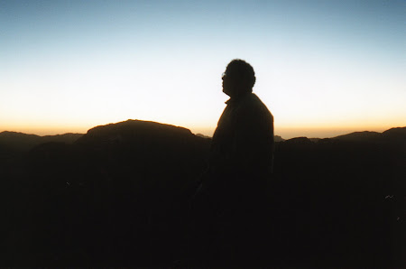 Experienta Egipt: apus de soare in Sinai