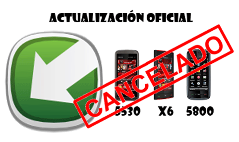 Cancelada-actualizacion