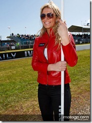 Paddock Girls Iveco Australian Grand Prix 16 October 2011 Phillip Island Australia (18)
