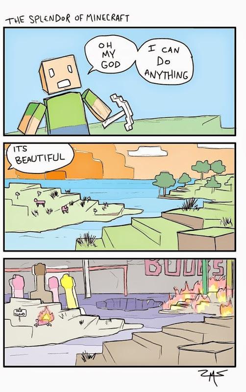 Extra Fabulous - Minecraft