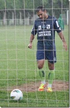 aaa-Veterano atacante Iarley, campeão mundial pelo Internacional, volta a defender o Paysandu no Paraense 2013