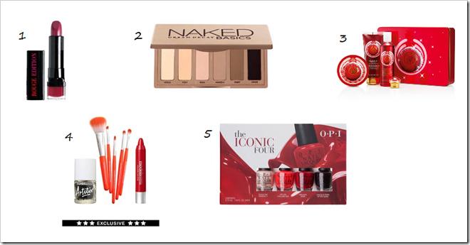WL Noel makeup