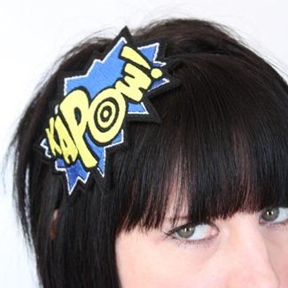 JanineBasil - KAPOW Headband