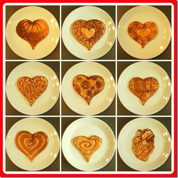 HeartPancakes