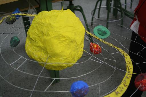 maquetas sistema solar 015 sistema solar red jpg ies cantillana de