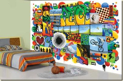 decoración de dormitorios juveniles-k