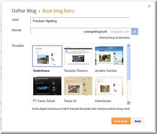 cara membuat blog di blogspot 03