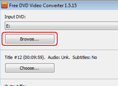แปลงไฟล์วีดีโอจากผ่น DVD